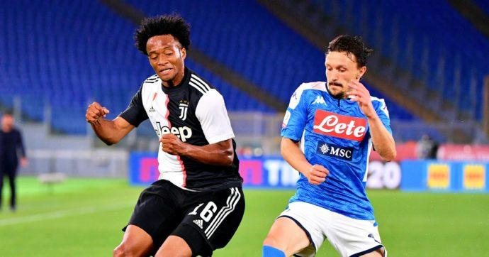 Juve-Napoli, mi colpisce il silenzio dei calciatori: del 'noi rispettiamo le regole' avremmo fatto a meno
