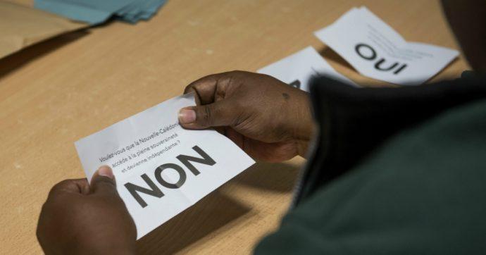 """La Nuova Caledonia resta francese. Al referendum per l'indipendenza vince il No. Macron: """"Profonda riconoscenza"""""""