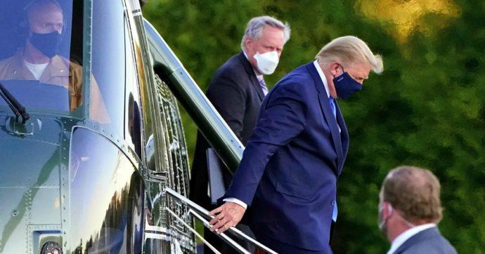 Usa, il Covid cancella la campagna elettorale di Trump e la sua credibilità sul virus: è la crisi politica più devastante degli ultimi decenni