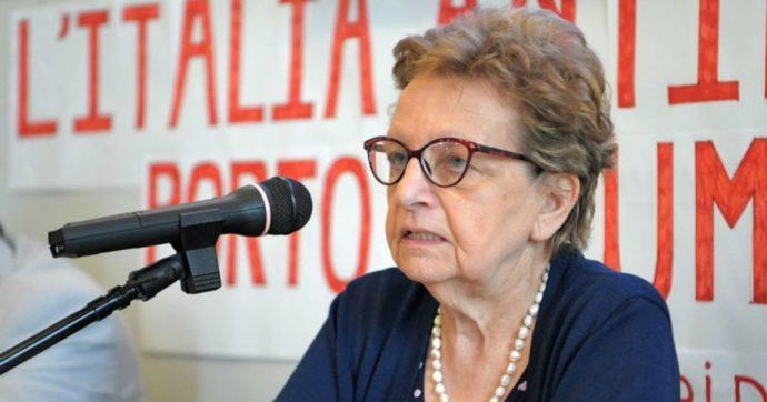 """Carla Nespolo, è morta la presidente dell'Anpi: è stata la prima donna a ricoprire l'incarico. Mattarella: """"Testimoni valori Costituzione"""""""