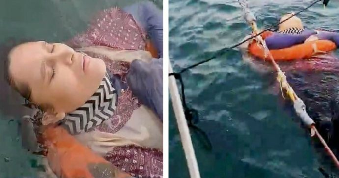 Angelica Gaitan, la storia della donna scomparsa due anni fa e salvata da un pescatore tra le onde dell'Atlantico