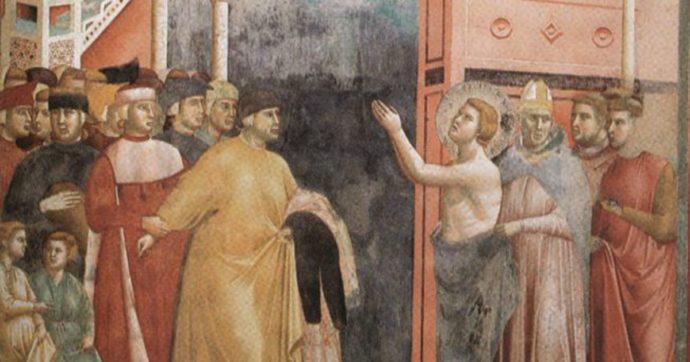 San Francesco ha preso decisioni difficili per vivere meglio: anche noi possiamo dare l'esempio