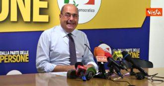 """Ballottaggi 2020, Zingaretti: """"Forze di governo risultano argine alle destre, spazzato via il chiacchiericcio sulle alleanze strategiche"""""""