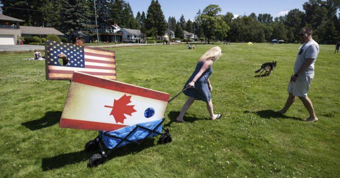 Impauriti dal Covid e da Trump: boom di ricerche dei cittadini Usa su Google per trasferirsi in Canada