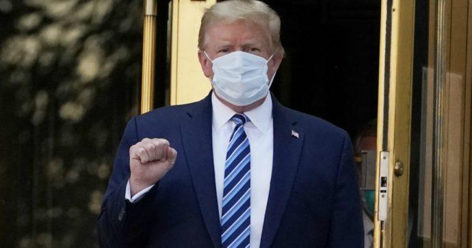 """Trump: """"Covid come l'influenza, impariamo a conviverci"""". Nature: """"Il presidente Usa ha danneggiato la scienza"""""""