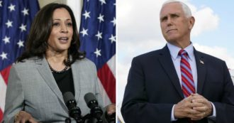 """Elezioni Usa, sfida tra i due vice Kamala Harris e Mike Pence: ecco perché questo è """"il più importante nella storia dei dibattiti"""""""
