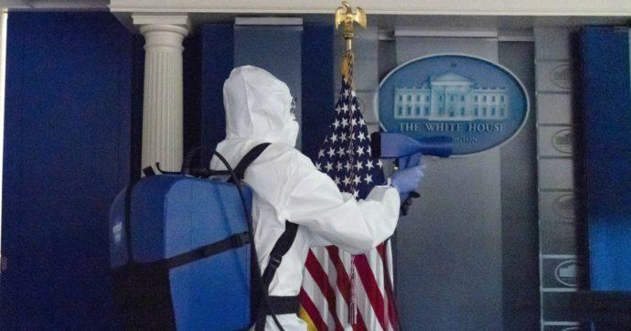 """Usa: consigliere di Trump positivo, allarme contagio al Pentagono. Fauci: """"Alla Casa Bianca sempre più infetti"""""""