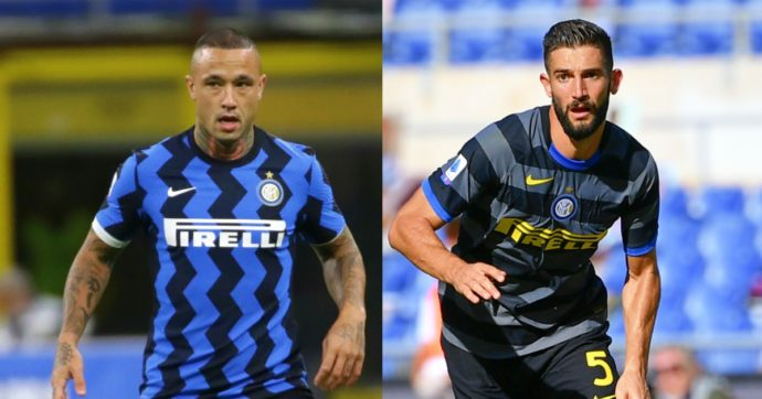 Radja Nainggolan e Roberto Gagliardini positivi: salgono a quattro i casi nell'Inter. Anche Ibrahimovic ha ancora il Covid