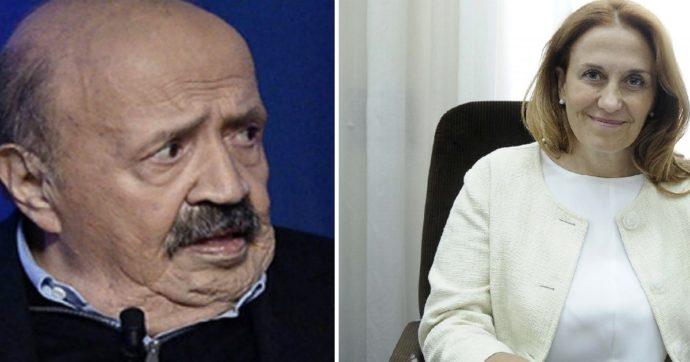 """Maurizio Costanzo contro Monica Maggioni: """"Mi fa perdere ascolti"""". Poi interviene il direttore di RaiUno e il giornalista si scusa"""