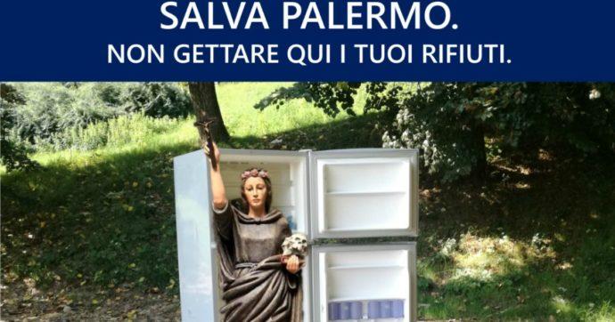 Palermo, il comune chiede l'aiuto dei cittadini per rimuovere le discariche abusive in centro