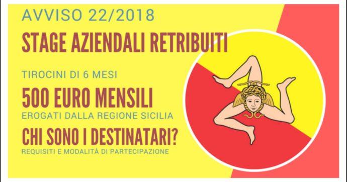 """Tirocini pagati con i fondi europei, in Sicilia quasi 6mila ragazzi in attesa dei soldi. La Regione: """"Colpa dei passaggi burocratici"""""""