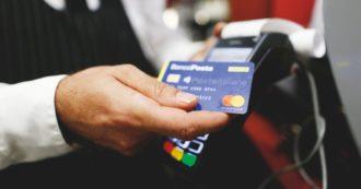 Carte, zero commissioni per le spese fino a 5 euro