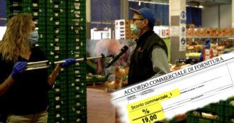 Agricoltori vittime della Grande distribuzione, l'inchiesta di Presadiretta sul 'Prezzo ingiusto': ecco i contratti che affamano i produttori – anteprima video