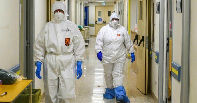 Coronavirus, 5.456 nuovi casi con 104.658 tamponi. Da domenica 4 i malati ricoverati sono 1.292 in più, in terapia intensiva +117