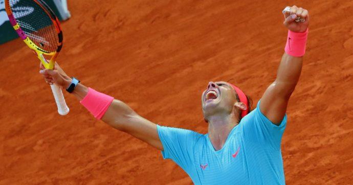 Roland Garros, Rafael Nadal asfalta Djokovic e conquista il 20esimo Slam della sua carriera: raggiunto Federer