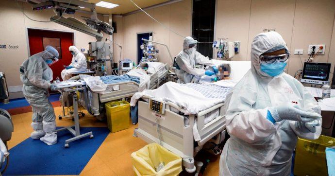 Coronavirus, 15.199 nuovi casi nelle ultime 24 ore. I morti sono 127. Negli ospedali 10mila posti letto occupati da pazienti Covid