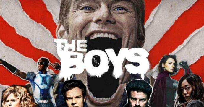 The Boys 2, con trame più controverse regala al pubblico un grande e inusuale intrattenimento