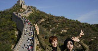 Cina, dopo il Covid la parola d'ordine è consumi interni. E lo Stato controlla chi fa turismo in patria: privacy violata? No, sicurezza
