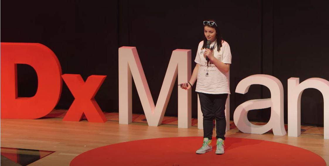 Valeria Cagnina, la Millennial italiana che insegna robotica al mondo degli adulti