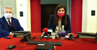 """Torino, Appendino: """"Incarichi nazionali? Il mio passo di lato non significa che lo faccia per un'altra poltrona"""""""