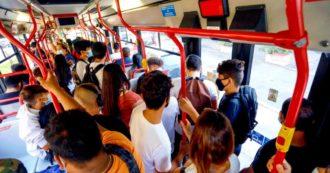 Coronavirus, i mezzi pubblici tornano un nodo critico: braccio di ferro tra ministeri, aziende ed enti locali su smartworking e lezioni da casa