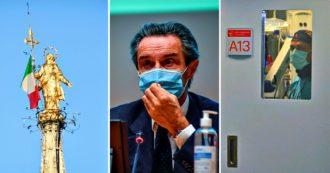 """Coronavirus, """"Milano è in difficoltà, da giorni chiede posti letto. Se non si controlla l'onda, gestirla sarà un problema. Qui a Bergamo abbiamo imparato: rinviare le misure fa disastri"""""""