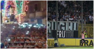 """Gli striscioni, le spedizioni punitive e la pax per non lasciare """"la curva vacante"""": così la mafia si muoveva tra i tifosi del Palermo calcio"""