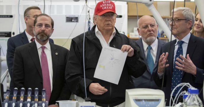 Dal clima all'ammoniaca contro il Covid: così Trump ha denigrato gli scienziati. Che ora si ribellano in vista del voto
