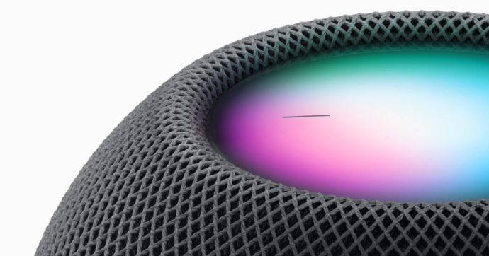 Apple HomePod Mini, lo smart speaker presto ufficialmente in Italia