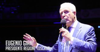 """Coronavirus, il presidente della Toscana Giani: """"Da questo weekend stop a visite nelle Rsa"""""""