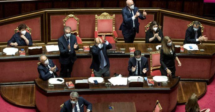 """Via libera di Camera e Senato alla Nadef con le nuove cifre della finanza pubblica. Conte: """"grande prova di maggioranza"""""""