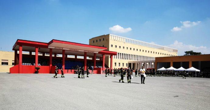 """Vigili del fuoco, 6 casi Covid nella scuola di Roma. Sindacato Usb: """"È potenziale focolaio. Siamo senza protezioni e tamponi da sempre"""""""