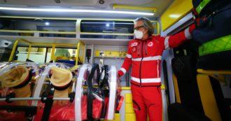 """Coronavirus, l'Umbria ha paura: assediati i pronto soccorso, """"non li affollate"""". L'ospedale da campo annunciato ad aprile non è pronto"""