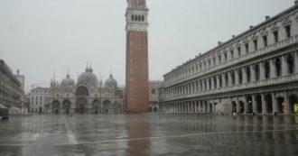 Venezia allagata, Mose non attivato. 'Serve previsione di acqua a 130 centimetri. Ormai fuori tempo massimo quando situazione è cambiata'