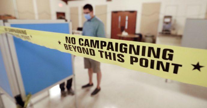 """Elezioni Usa, in 14 milioni hanno già votato: è record. In California scandalo delle urne """"fake"""" dei repubblicani"""