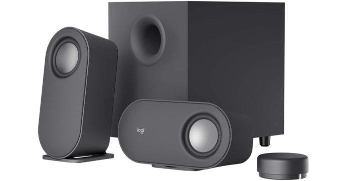 Logitech Z407: nuovi speaker Bluetooth con subwoofer, per PC e Mac