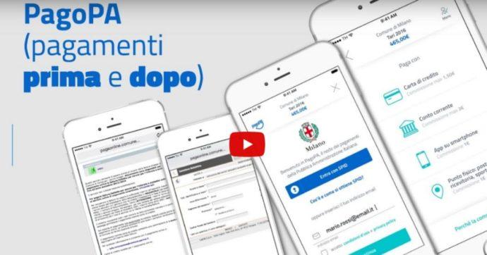 PagoPa, come funziona la piattaforma per i pagamenti alle pubbliche amministrazioni e quanto si paga per le commissioni