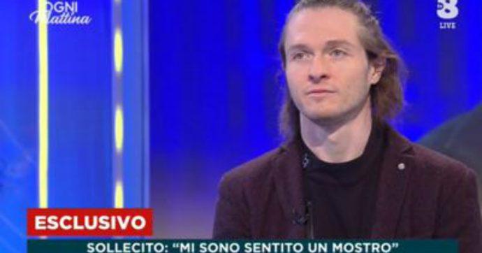"""Raffaele Sollecito rivela: """"Sono sul lastrico, ho debiti per 1,2 milioni"""""""