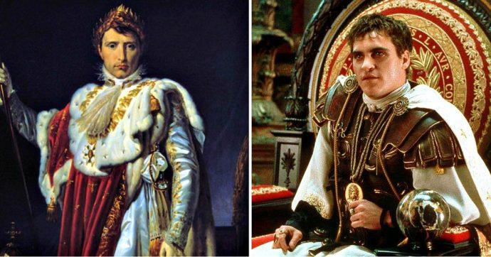 Joaquin Phoenix sarà ancora imperatore, Ridley Scott lo vuole trasformare in Napoleone