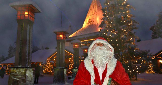 Il paese di Babbo Natale abbandonato dai turisti: fino al 78% di turisti in meno