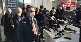 """Coronavirus, Fontana: """"Sono meno preoccupato rispetto a marzo e credo possano esserlo anche i lombardi"""""""