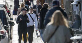 """Coronavirus, """"in Svezia niente obblighi e più distanziamento naturale, un metodo che in Italia non avrebbe funzionato"""""""