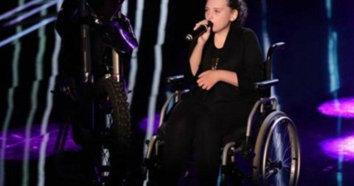"""Morta Veronica Franco, la cantante 19enne in sedia a rotelle aveva commosso tutti a """"Tu si que vales"""" con la sua """"Hallelujah"""""""