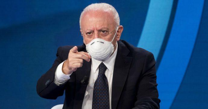 """Coronavirus, De Luca riapre asili e nidi in Campania: """"Lezioni in presenza già da domani per bambini da 0 a 6 anni"""""""