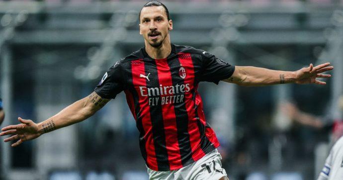 Inter-Milan 1 a 2, il derby è di nuovo rossonero: Ibrahimovic è un totem, più forte dell'età (e persino del Covid)