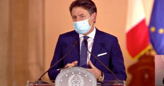 """Covid, Conte: """"Possibile prime dosi del vaccino a inizio dicembre. Per contenere la pandemia bisognerà aspettare la primavera"""""""