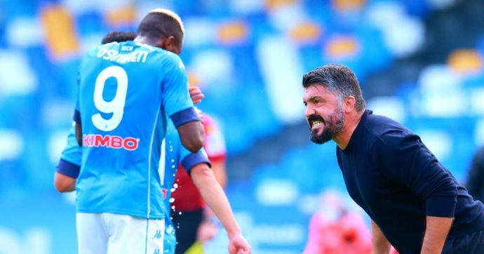 Napoli, voi cultori della leadership tranquilla turatevi il naso: Gattuso fa bene a urlare