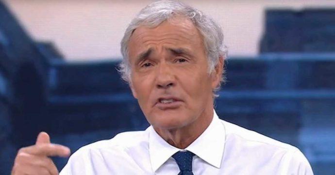 A Non è l'arena di Massimo Giletti si processano le vittime di stupro: uno spettacolo indegno