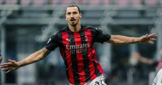 Ibrahimovic infortunato: si ferma contro la Roma nella settimana del Festival di Sanremo