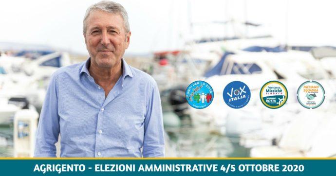 Agrigento, Micciché eletto sindaco: il civico appoggiato (pure) da Fusaro ricompatta il centrodestra e prende il 60% al ballottaggio